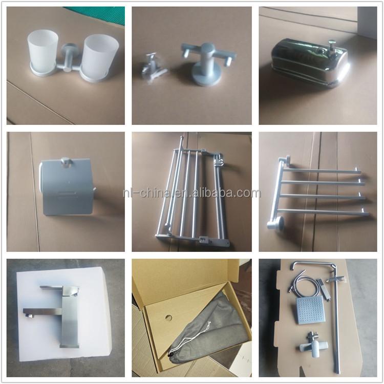 hotel moderno latn accesorios de bao set