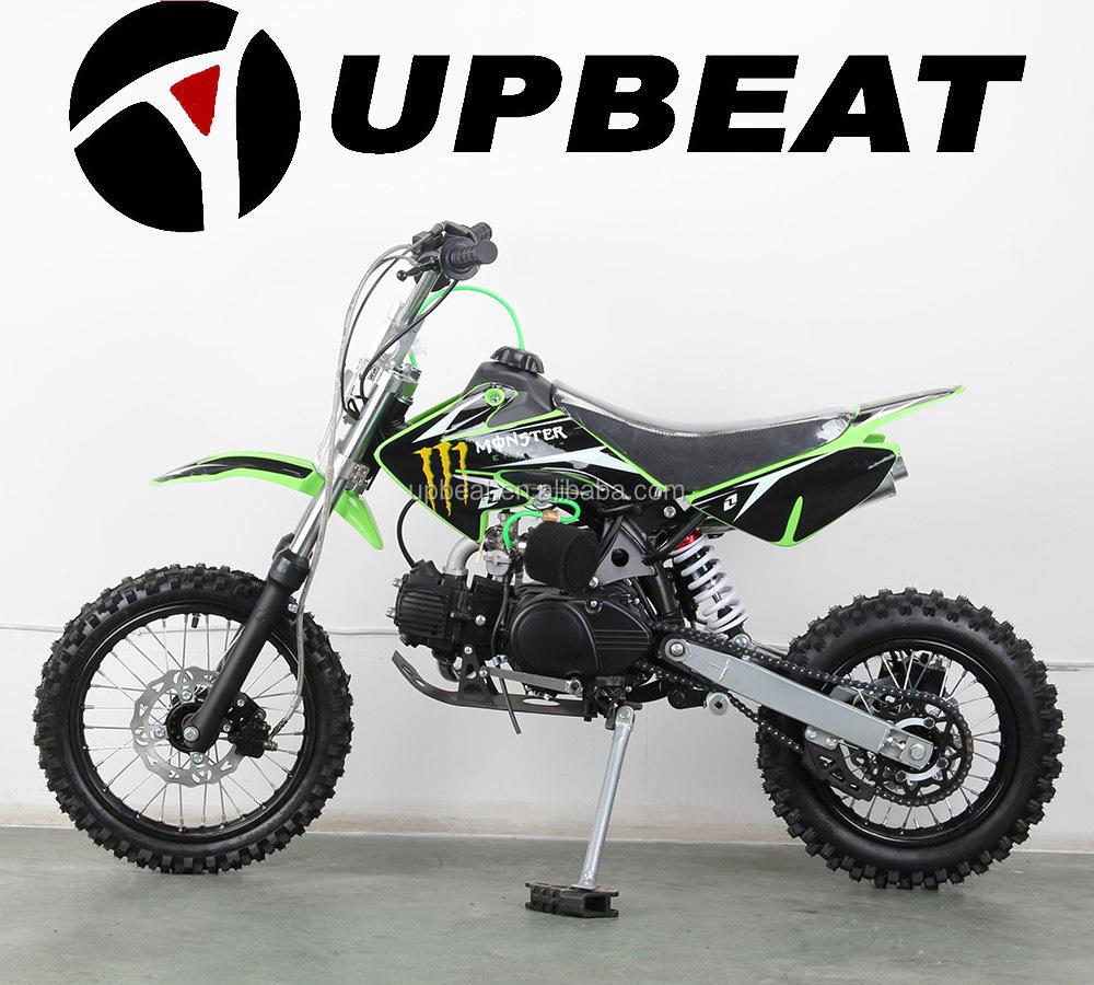 Upbeat 50cc 70cc 90cc 110cc 125cc Dirt Bike Pit Bike With Manual