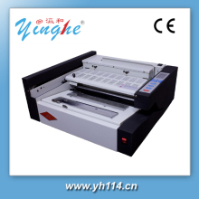 industial machine low price good quality hot melt used electric bindery equipment