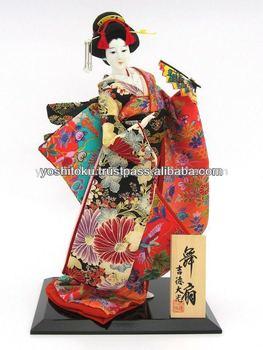 Japanese Gifts Manufacture Beautiful Kimono Doll Maiougi - Buy Japanese  Gifts Manufacture Product on Alibaba com