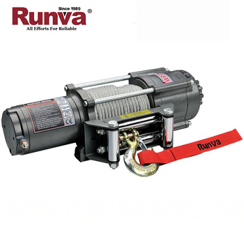 Runva Winch for ATV, Side by side EWP4500D, View ATV Winch, Runva Winch  Product Details from Zhejiang Runva Mechanical & Electrical Co , Ltd  on