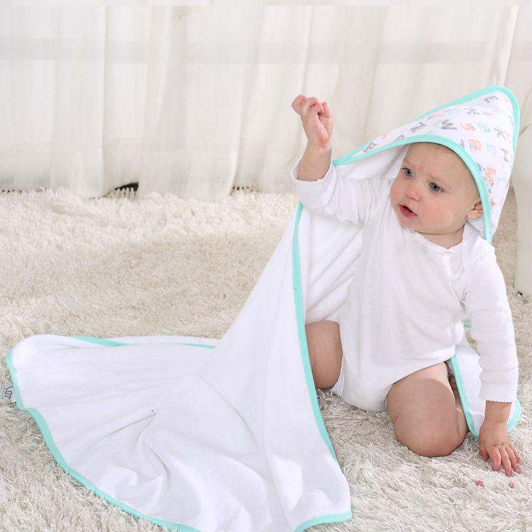 Lat Baby Towel Bamboo Terry Turkish Fabric Cotton Microfiber Bath