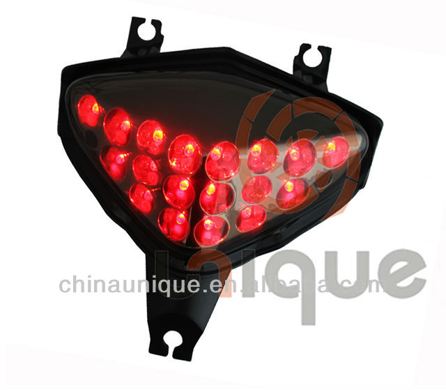 Universal LED Motorcycle Tail Light Stop Tail Light