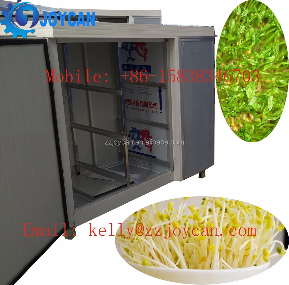 Factory Soya bean sprout making machine Soybean sprout maker Mung bean grower machine