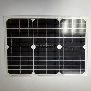 12v 25w solar panel cheap solar system led lamp use mono crystalline solar  panels