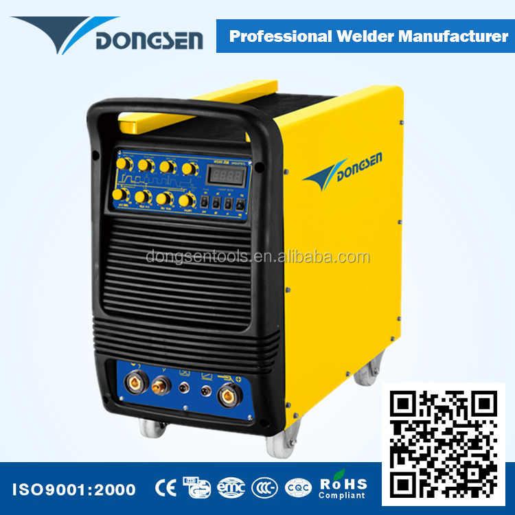 Dongsen Multifunction high frequency pluse WSME-250 AC/DC tig aluminum <strong>welding</strong>