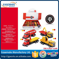 New arrival diecast heavy truck for wholesale
