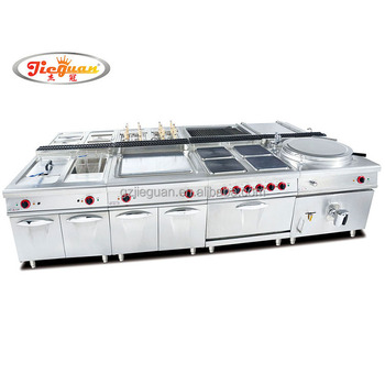 Combination Hotel Kitchen Equipment/restaurant Equipment/catering ...