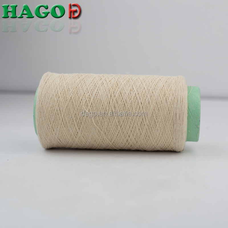 Leading manufacturer 6s recycled cotton yarn for candle wick