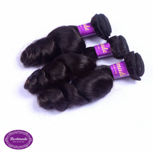 Wholesale Human Hair Extension Virgin Malaysian Hair Loose Wave