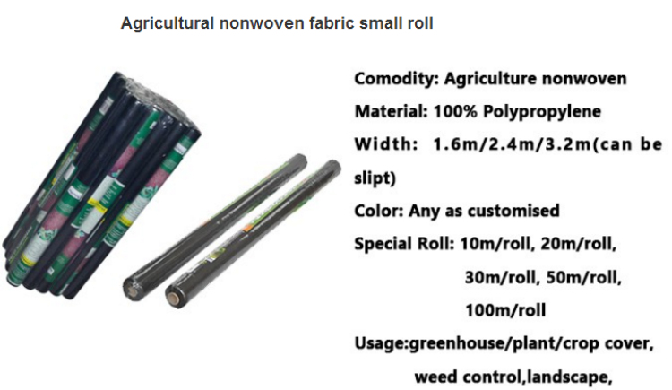 Çapraz veya dot tasarım pp spunbond sigara dokuma kumaş