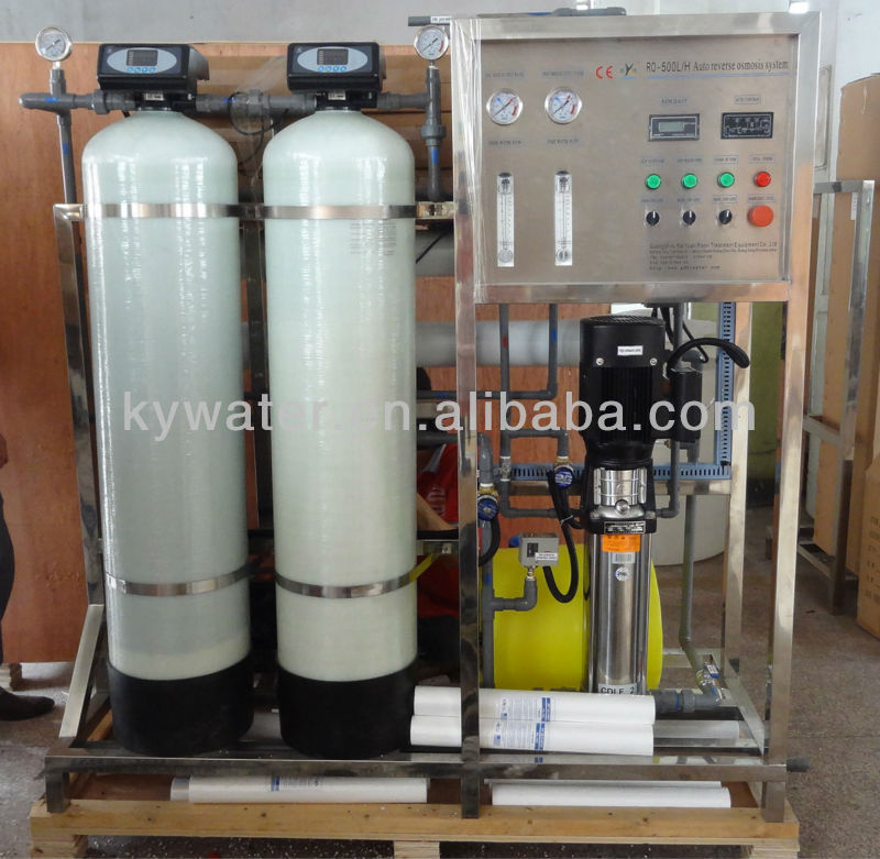 250l H Small Ro Water Filter Plant Purifying Water Machine