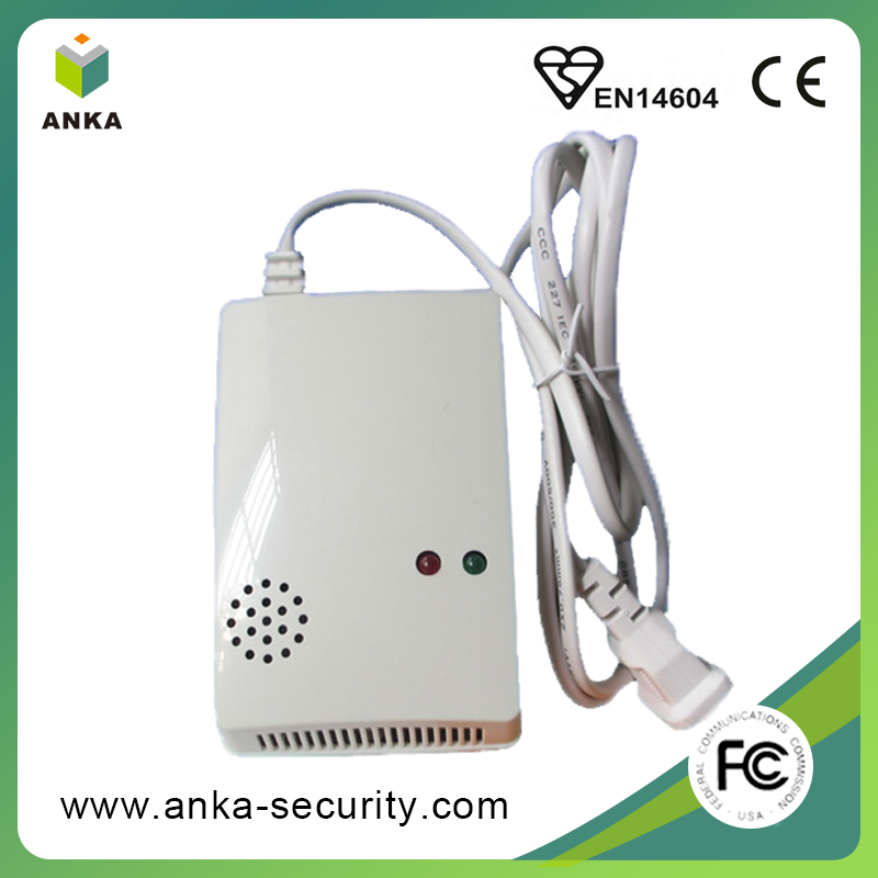 Professional Wholesale MCU processing adopted fixed natural gas detector