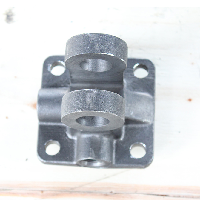 Tie rod hydraulic cylinder rod clevis from China factory