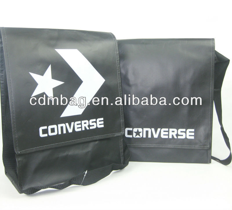 PP nonwoven shoulder shopping bag at low price