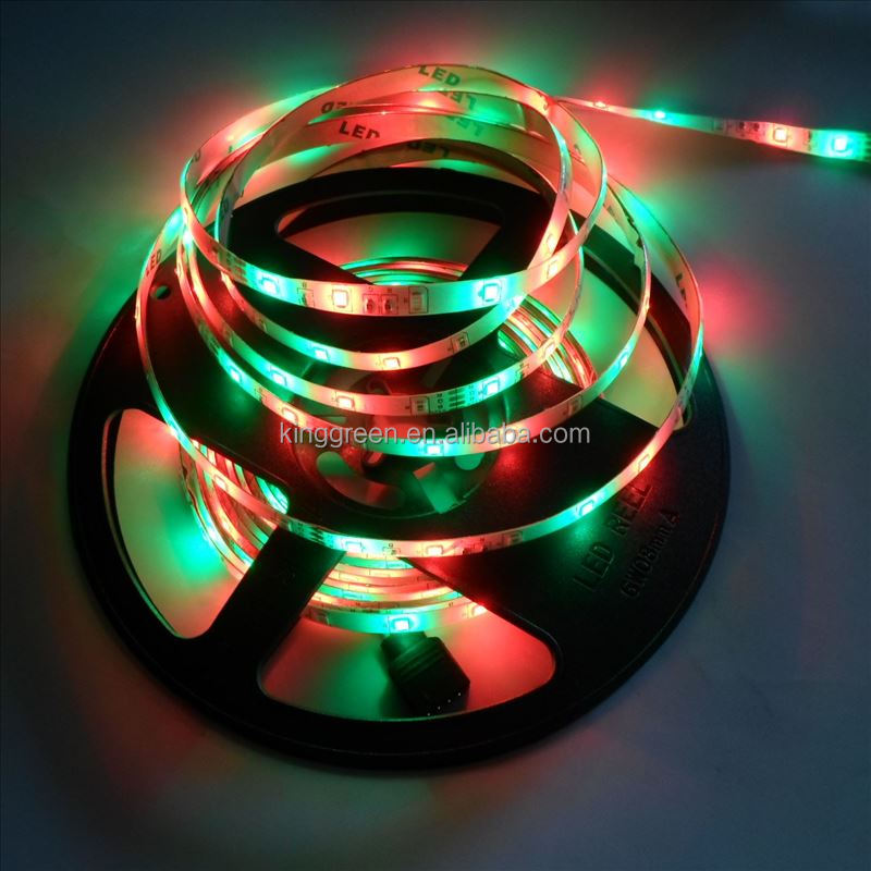Led Strips Discreet 5m 5v 300led Solar Powered Waterproof Rgb Led Strip Fairy Light Flexible Tape Lamp Multi-color And To Have A Long Life.