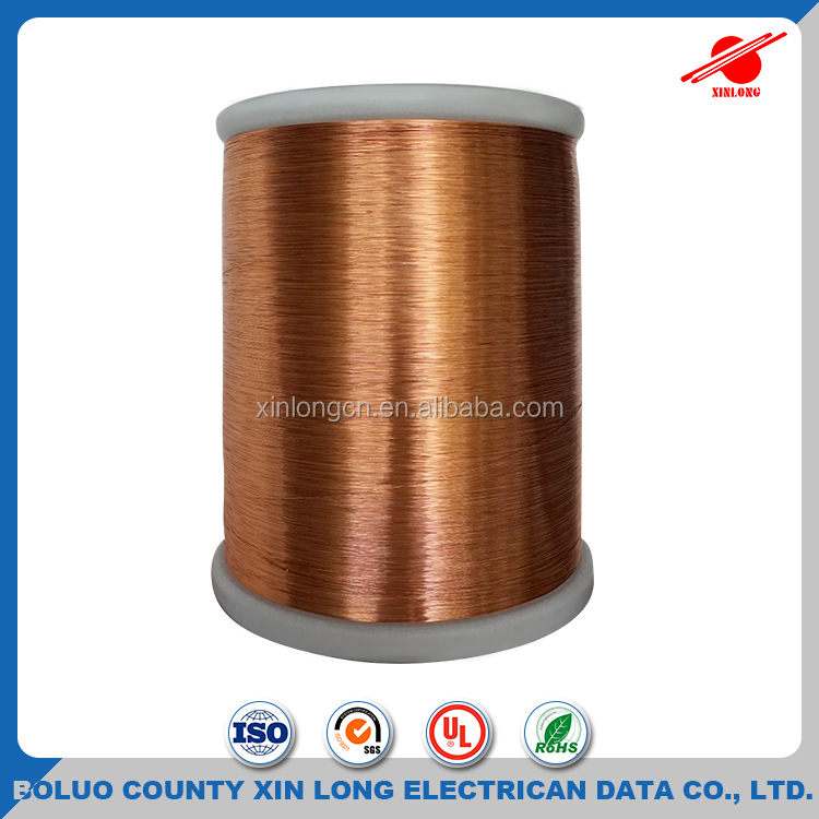 China Factory Sale Audio Wires Copper Clad Aluminum Wire/CCAW For Audio