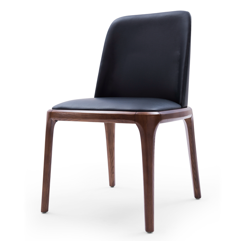 Magnificent Wholesale Modern Style Solid Wood Leather Dining Chair For Dining Room Restaurant Buy Leather Dining Chair Restaurant Chair Chair Dining Room Beatyapartments Chair Design Images Beatyapartmentscom