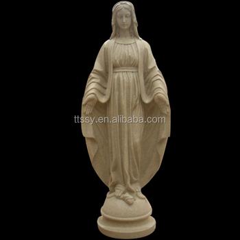 Virgin Mary Garden Statue