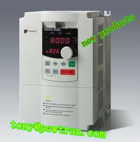 Motor Inversor Ac Drive 1 Hp de tres fases 0,75 Kw Monofásico Nueva