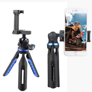 2019 Flexible Mini Camera Tripod with Universal Tripod Screw Mount for DSLR and Video Cameras
