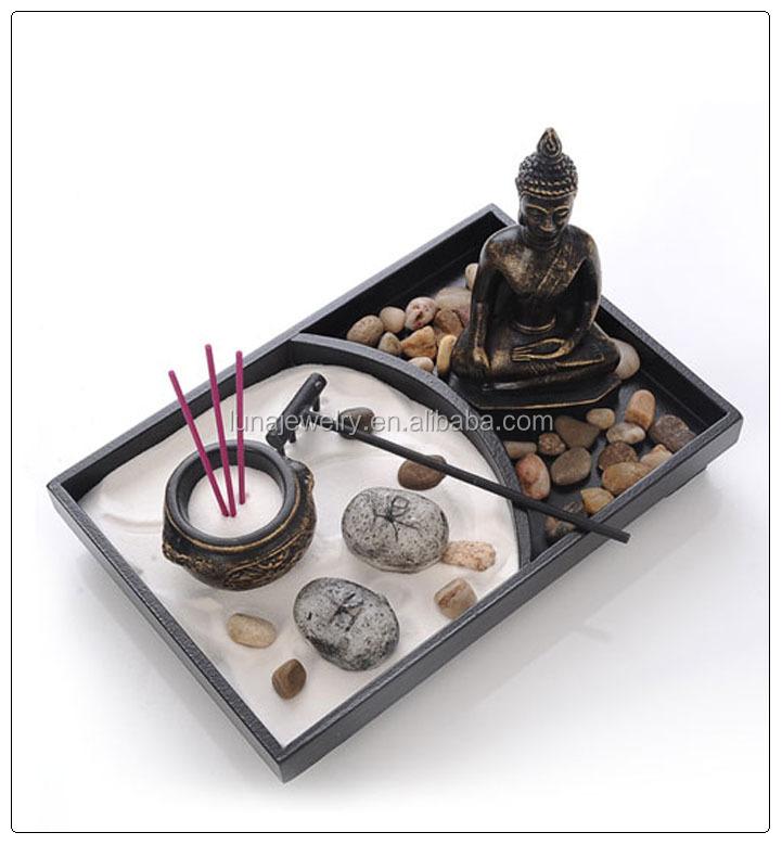 Resin Zen Garden For Home Decoration High Quality Modern
