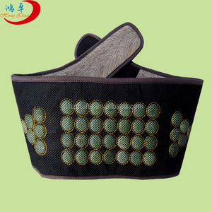 Korea Ceragem far infrared thermal therapy neck and shoulder massage slimming jade waist belt
