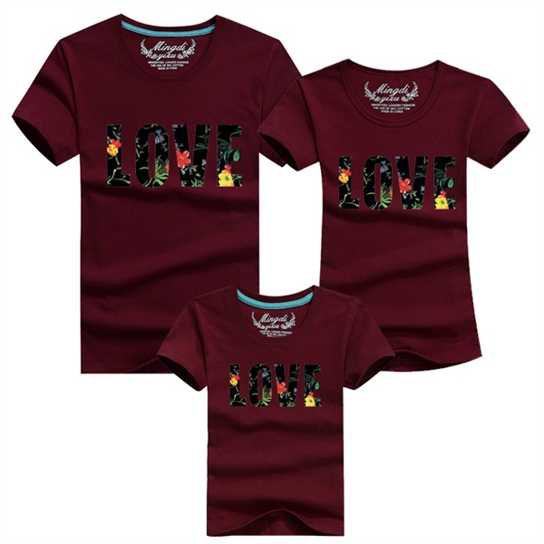 72c33973c Buy T-shirts Family Match Shirts Likable Mom And Daughter Matching Clothes  Customizable Mommy And Son Outfits Pleaseing Women in Cheap Price on  Alibaba.com
