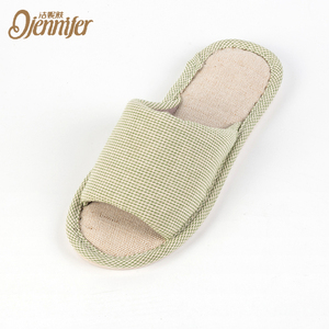 Top Quality Custom Made Hotel Bathroom Women Slippers Shoes