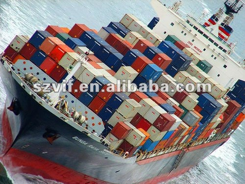 Hot sea freight rate from shenzhen to Australia,New Zealand