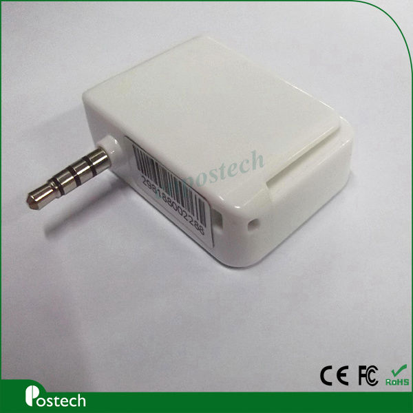 MCR01 card reader for mobile Support the android iso mobile phone Used to pay