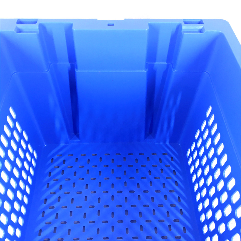 The Best recycled plastic stack tote box nest crates