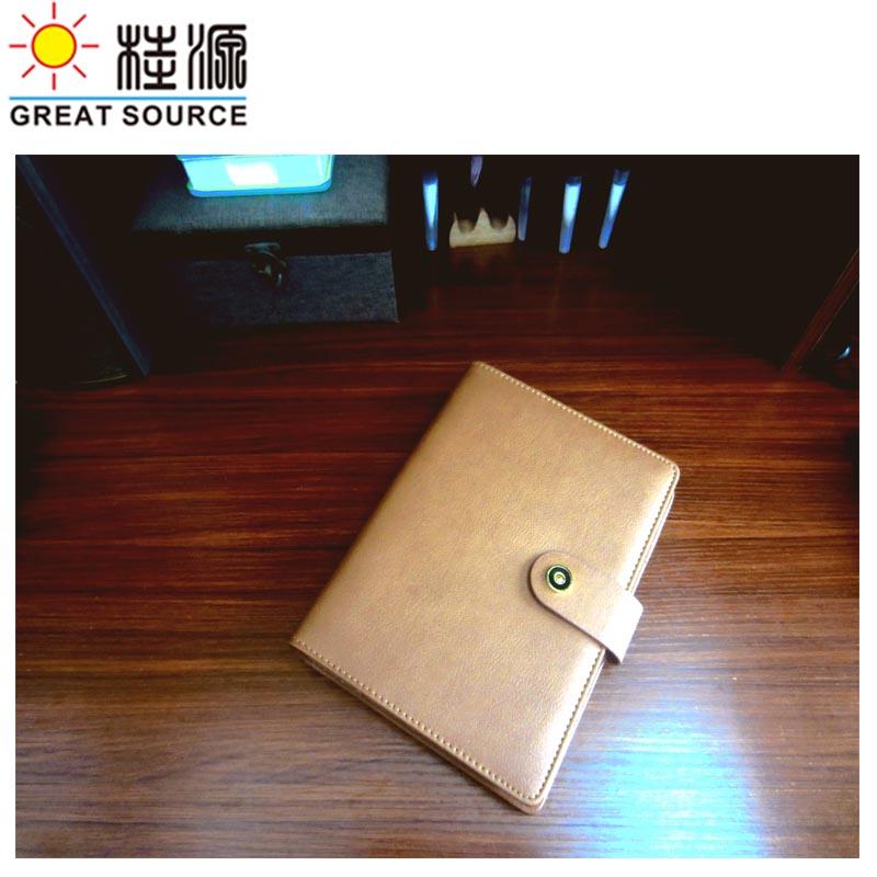 Кожаный чехол A5 padfolio кожаный блокнот папка ручка сумка линейка цветные наклейки подарочный набор скоросшиватель с кольцом для 2020 A5 планиро...(Китай)