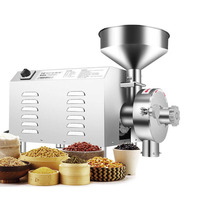 CE grinder machine/industrial coffee grinder/kitchen grinder machine