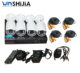 1mp 1.3MP 960P mini 4ch AHD dvr h 264 cctv kit