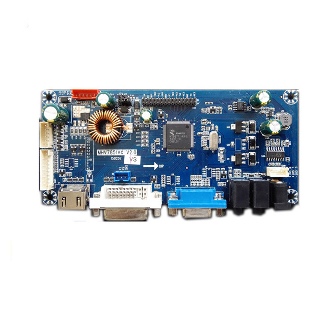 Universal Main Board Hdmi Board For Pc Monitor With Led Backlight - Buy  Hdmi Led Controller Board,Hdmi Input Board,Universal Main Board Product on
