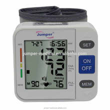 Medica device high qaulity wrist type blood pressure monitor