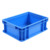 stackable industrial used EU Plastic storage crate