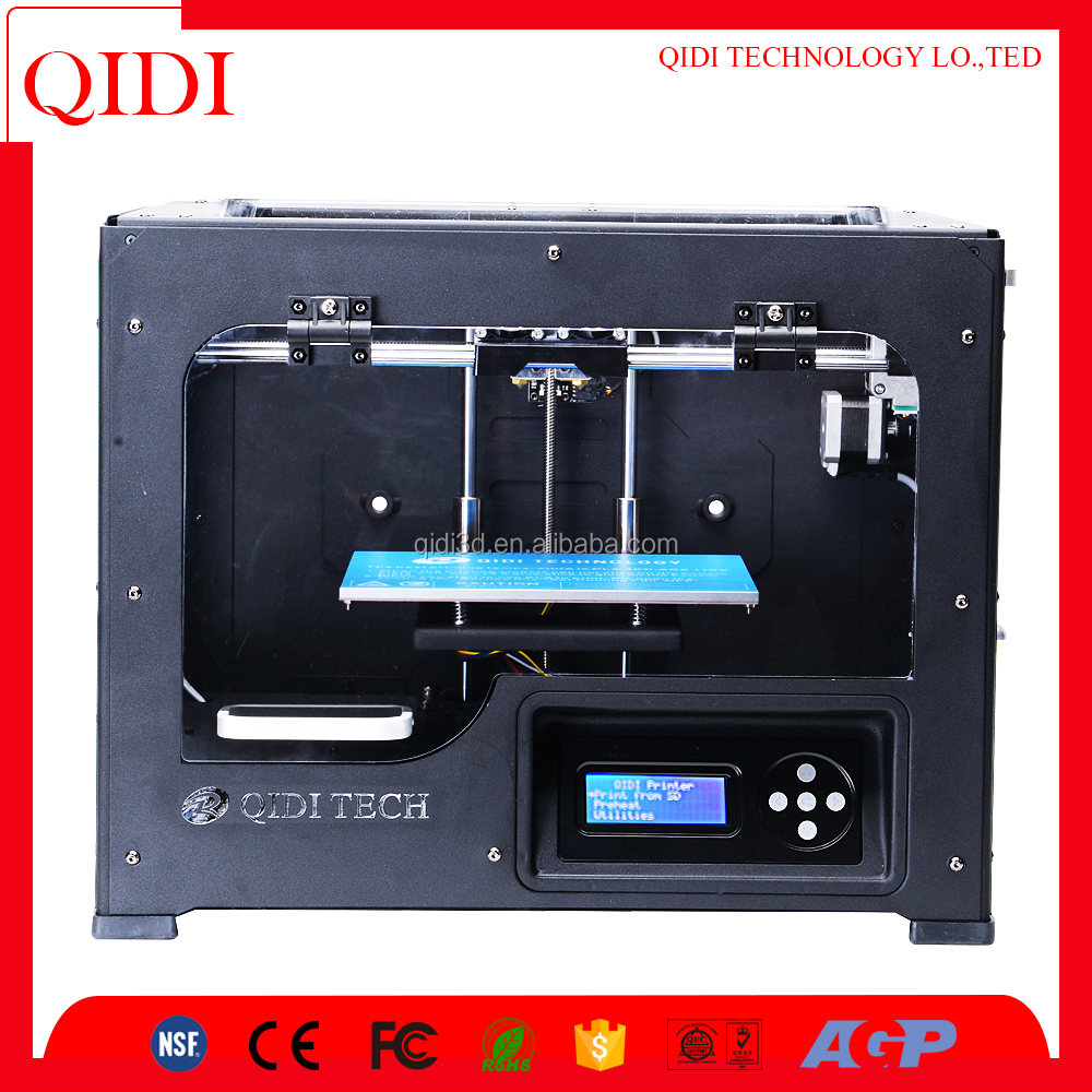 QIDI large build sizel printers,3d printer machine