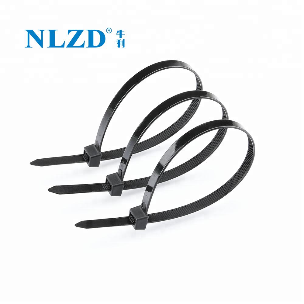 Black Zip Ties >> Nlzd Heavy Duty Cable Ties 7 6 Mm Series 120lbs 55kgs High Tensile Strength Black Zip Ties Plastic Buy Heavy Duty Cable Ties Cable Ties 7 6mm Heavy