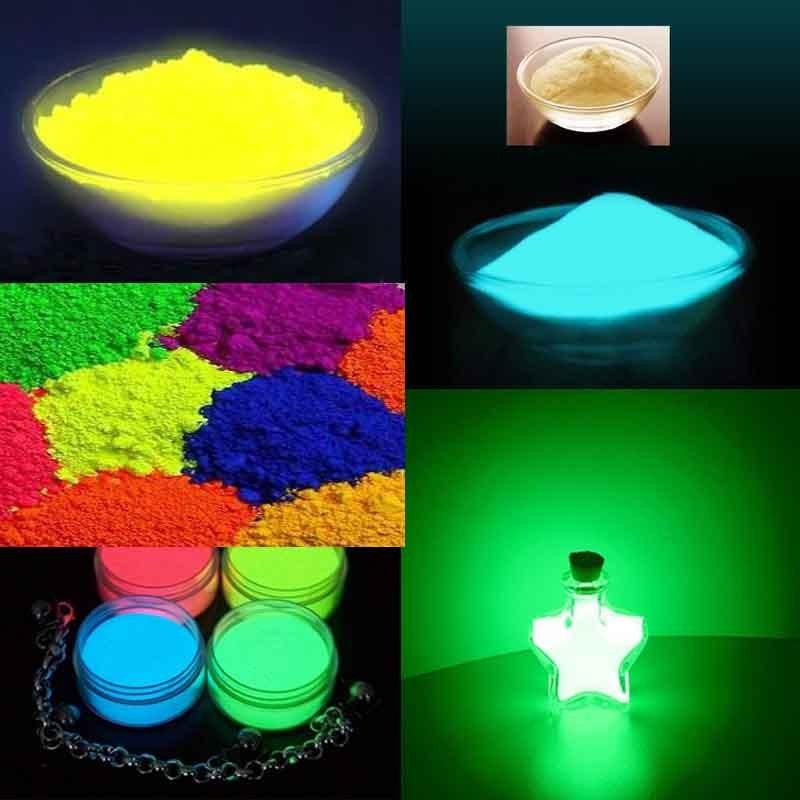 Photoluminescent Luminous Pigment For Paint Buy Glow