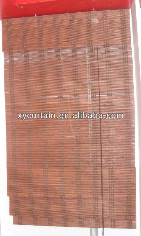 outdoor Bamboo blinds with roman styles