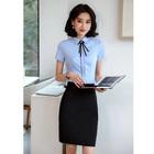 New Design Custom Suit Women Lady Business Suits Korean Business Suit For Women