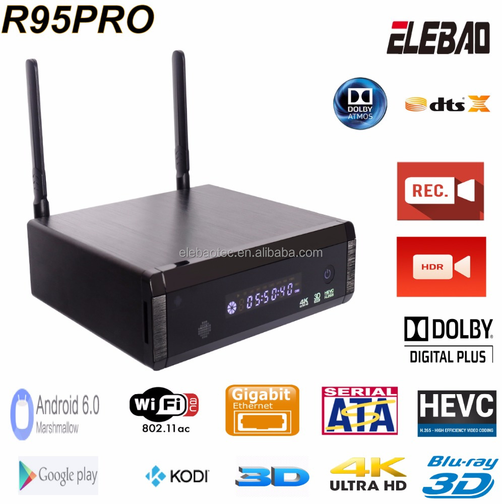 Oem R95pro Rtd1295 Japanese Free App Download Android Internet Tv Box  Android 5 0 Quad Core 2g/16g Ac Dual-band Wifi - Buy Android Tv Box  2gb,Internet