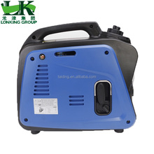 LK1200i Portable Gasoline Powered Digital Inverter Generator, 1000-watt.