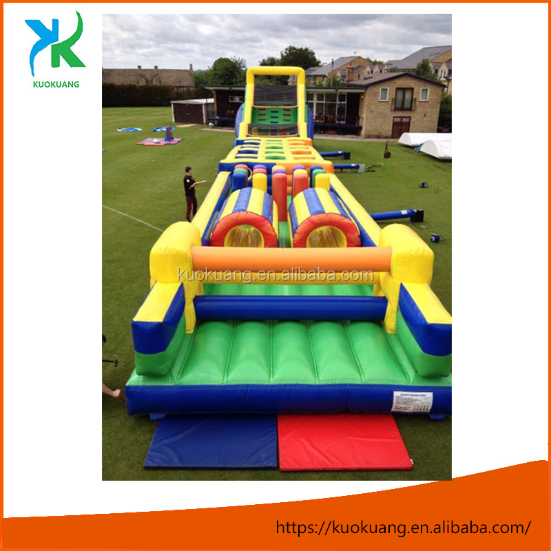 Waverunner cheap Inflatable Obstacle Course Manufacturer guangzhou