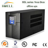 IWELL with Micro controller uninterrupted power supply for computer offline UPS 3000VA