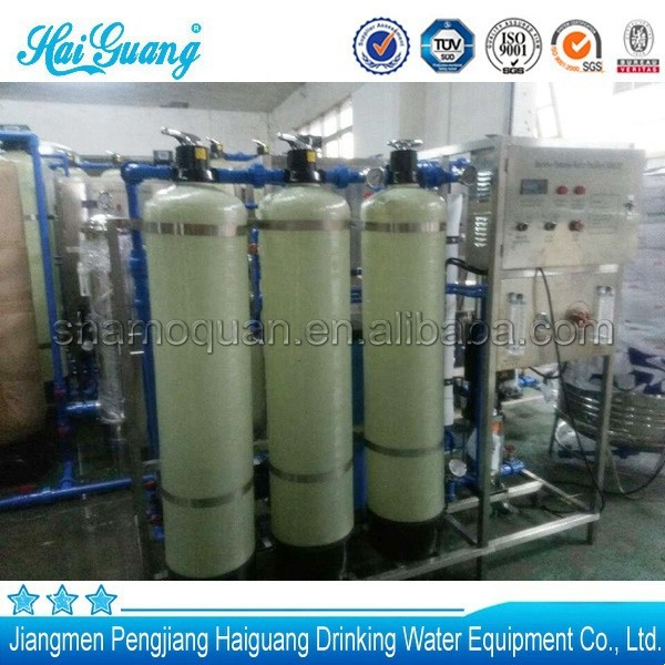 15 years factory 15000lh r.o.water treatment plant