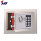 3-8 Code digits hot rolling steel powder coating security electronic office digital lock hotel safe deposit box