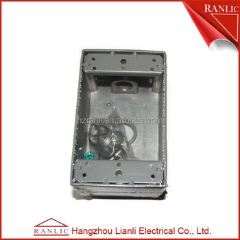 waterproof conduit connect iron box electrical wiring buy iron box rh alibaba com Circuit Box Wiring Telephone Wiring Junction Box